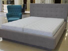 Miegamojo lova, dvigulė lova, lova - nuotraukos Nr. 4