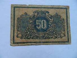 1918 m. Uralo 50 kapeiku - nuotraukos Nr. 2