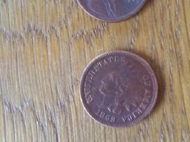 Siūlau Amerikos monetų kaina po 5 eurus. - nuotraukos Nr. 4