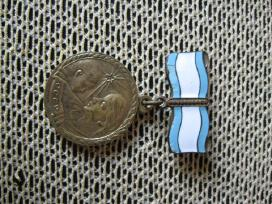 Medalis CCCP Su Dokumentu .zr. foto. - nuotraukos Nr. 2