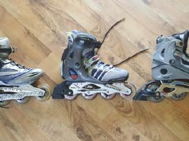 K2. Salomon Fila Rollerblade Nike rieduciai 40-41d - nuotraukos Nr. 3