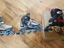 K2. Salomon Fila Rollerblade Nike rieduciai 40-41d - nuotraukos Nr. 4