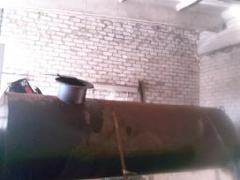 Bačka,cisterna,cisternos,talpa,talpykla 5kub.m. - nuotraukos Nr. 3