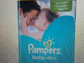Pampers Is Anglijos Urmu. Israsome Saskaitas!