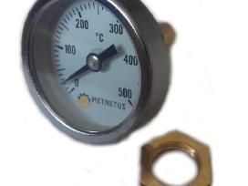Termometras iki 500c į stiklą, duonkepio termo.