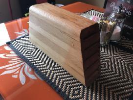 Duonine, peiliu stovas, virtuves irankiu rinkiniai - nuotraukos Nr. 3