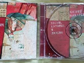 A.makarevičiaus autografuotas CD - nuotraukos Nr. 2