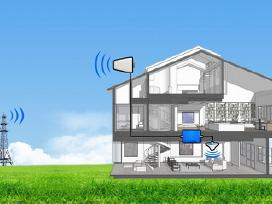 Mobiliojo ryšio Gsm 3g 4G stiprintuvas stiprinimas