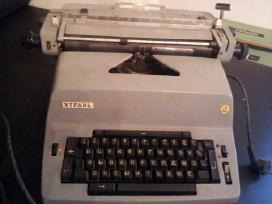 Senovine mechaninė spausdinimo mašina jatran