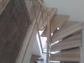 Laiptai Jūsų namams. - nuotraukos Nr. 2