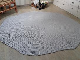 Rankų darbo nerti kilimai - nuotraukos Nr. 3