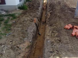 Vandentiekis,kanalizacija,lietus,drenazas. - nuotraukos Nr. 2