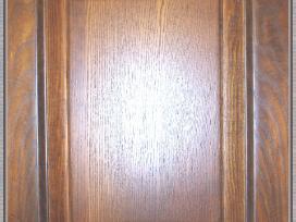 Medinių fasadų/durelių gamyba - nuotraukos Nr. 2