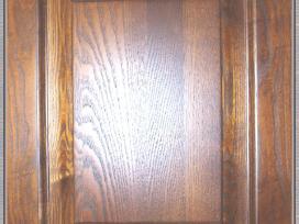 Medinių fasadų/durelių gamyba - nuotraukos Nr. 4