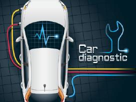 Volvo ir Renault automobilių diagnostika
