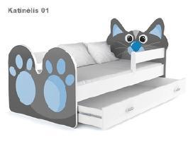 Naujos lovytės vaikams Gyvūnai - nuotraukos Nr. 3