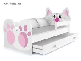 Naujos lovytės vaikams Gyvūnai - nuotraukos Nr. 2