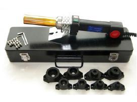 Plastikinių vamzdžių suvirinimo aparatas Pp Pe