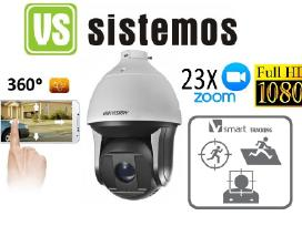 2mp valdoma Ip kamera Hikvision Ds-2df8223i-ael