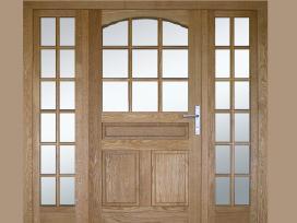 Mediniai langai, durys ir kiti stalių gaminiai - nuotraukos Nr. 3