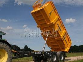 24t traktorinė grūdinė priekaba - nuotraukos Nr. 3