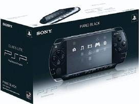 Perku Sony PSP Konsoles