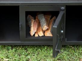 Rūkykla prie namų žuviai, mėsai ar sūriams - nuotraukos Nr. 4