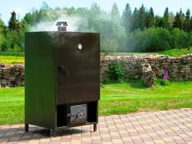 Rūkykla prie namų žuviai, mėsai ar sūriams - nuotraukos Nr. 2