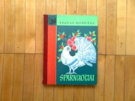 """Pranas Masiotas """" Sparnuociai"""" 1972 metai"""