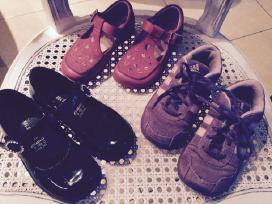 Mergaites batai 26-28 dydis