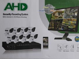 Vaizdo Stebėjimo Sistema Ahd8
