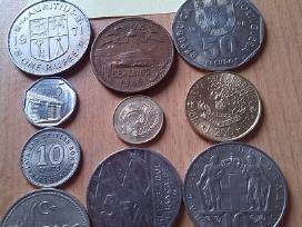 Kolekcinės ir apyvartinės monetos