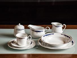 Vokiškas porcelianinis pietų servizas
