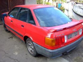 Audi 80 Dalimis.1990m.b3.turime daugiau.