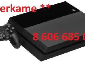 Perku Playstation 4 brangiausiai !