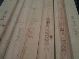 Kalibruota statybinė mediena