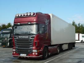 Ieškomi tarptautinių pervežimų vairuotojai ! - nuotraukos Nr. 4
