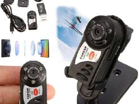 Mini WiFi Ip kamera Q7 - nuotraukos Nr. 2