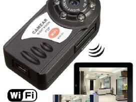 Mini WiFi Ip kamera Q7 - nuotraukos Nr. 3