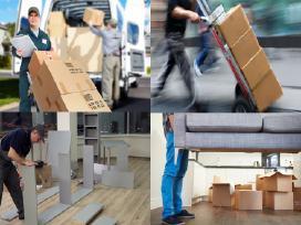 Perkraustymo paslaugos - krovinių pervežimas 24h/7 - nuotraukos Nr. 2