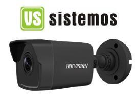 Hikvision 4mpix Ds-2cd1041-i F2.8 Ip Juoda Kamera