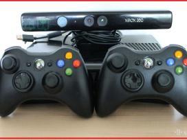 Xbox 360 250gb Atrištas Rgh+pulteliai+garantija - nuotraukos Nr. 2
