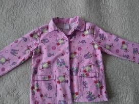 Šilta flanelinė pižama