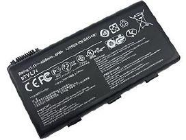 Msi Medion nešiojamų kompiuterių baterijos