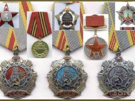 Perku Ženkliukus, apdovanojimus, perku kolekcijas - nuotraukos Nr. 4