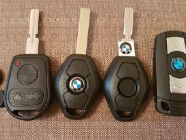 Bmw raktai klasė E39 E46 E90 E60 E61 E91 F10 F11