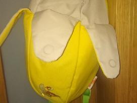 Nedidelė kuprinytė bananas