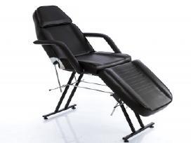 Kosmetologo pedikiūras sofa -1 Black