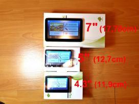 """GPS navigacijos lengvajam ir sunkvežimiui 4.3-5-7"""""""