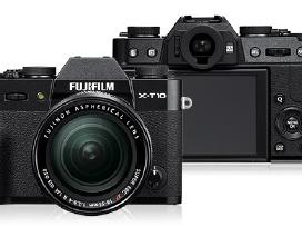 Fujifilm X-t10, X-t20 (Xt20), fotoaparatas naujas